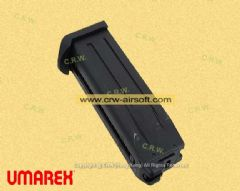 29rd Magazine for H&K USP .45 MATCH GBB Pistol by Umarex